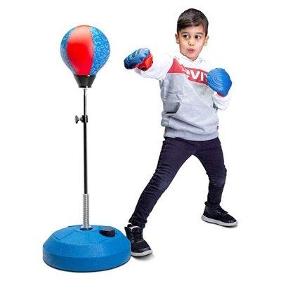 Tech Tools Kids Punching Ball