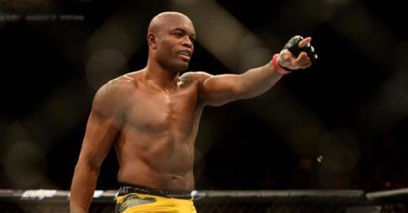 By The Numbers: Uriah Hall vs. Anderson Silva
