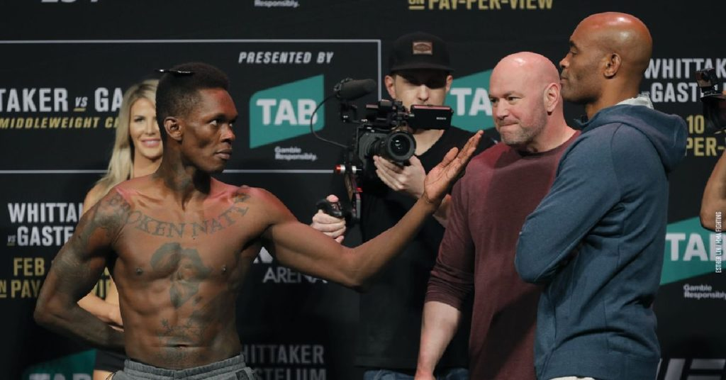 Coach Calls For Anderson Silva To Have 'Supeefight' Rematch With Israel Adesanya