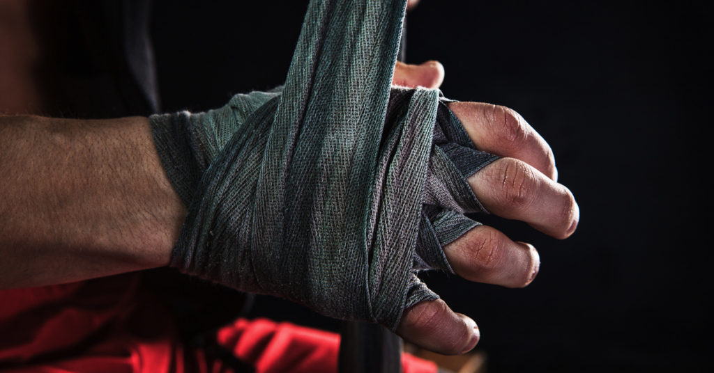 How to Beat Pre-Fight Jitters like the Champs