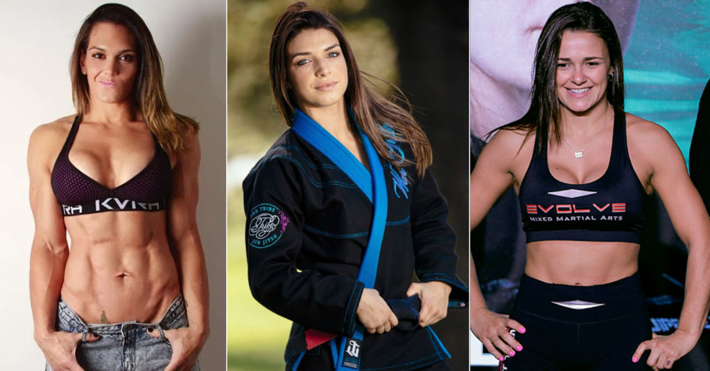 The 10 Best Female Grapplers Ever
