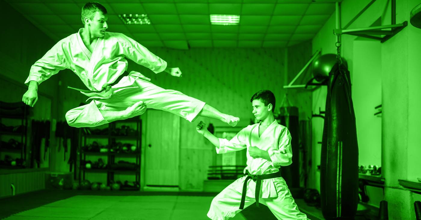 The Differences Between Blue Belt and Purple Belt