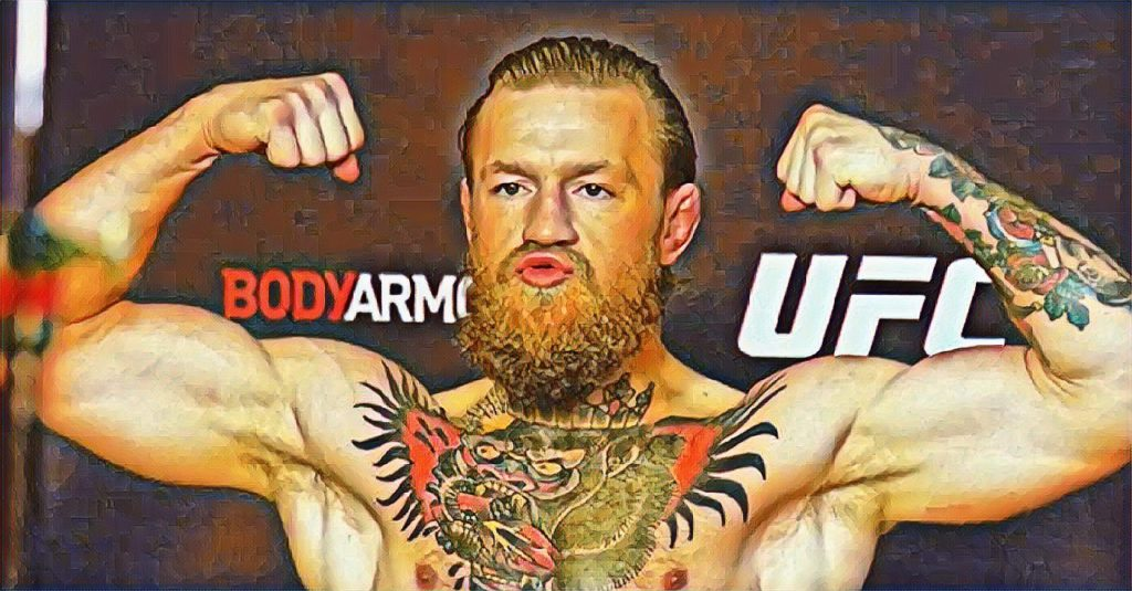 Conor McGregor Reveals Poster For Dustin Poirier Rematch In January