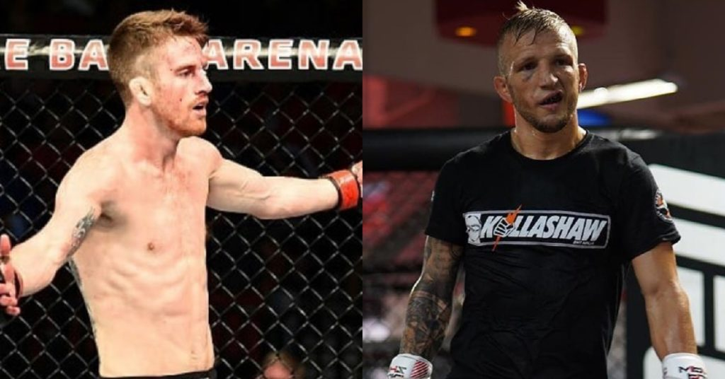 Cory Sandhagen Wants To 'Take That Juice' From TJ Dillashaw In UFC Return