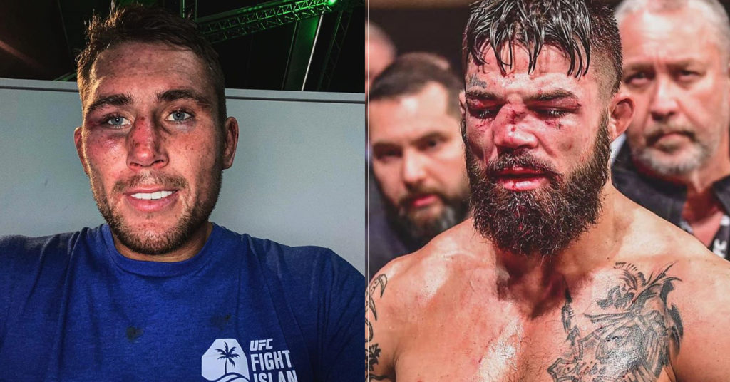 Darren Till Willing To Pay $5,000 To Corner Mike Perry 'I'm Deadly Serious'