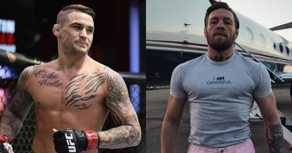 Dustin Poirier Says McGregor Only Wants To Fight Him To Prepare For Pacquiao, Conor Responds