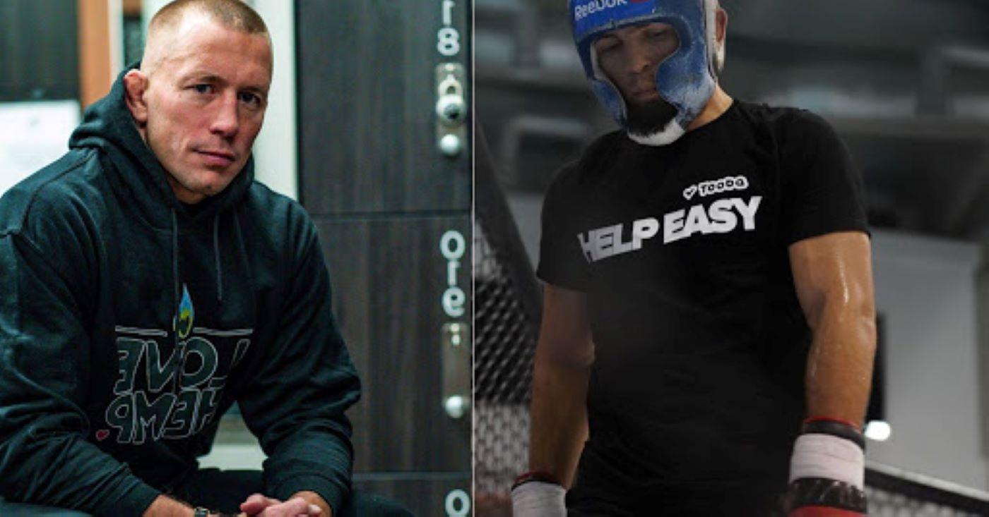 Conor McGregor Reacts To Khabib Nurmagomedov, Justin Gaethje Faceoff