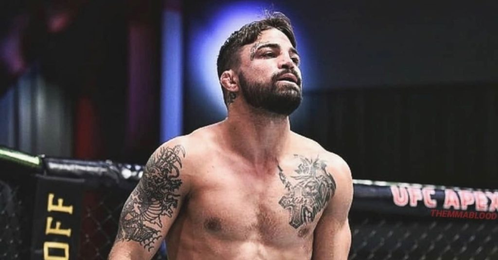 Mike Perry Opens Bidding For Fans To Be In His Corner