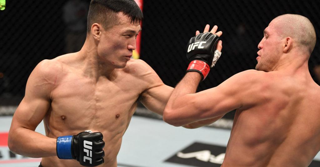 UFC Fight Island 6 Results: Brian Ortega DOMINATES Korean Zombie to Unanimous Decision Victory