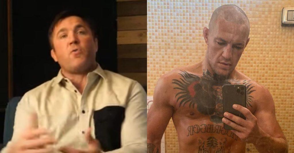 Chael Sonnen Prefers Conor McGregor Facing Nick Diaz Over Dustin Poirier