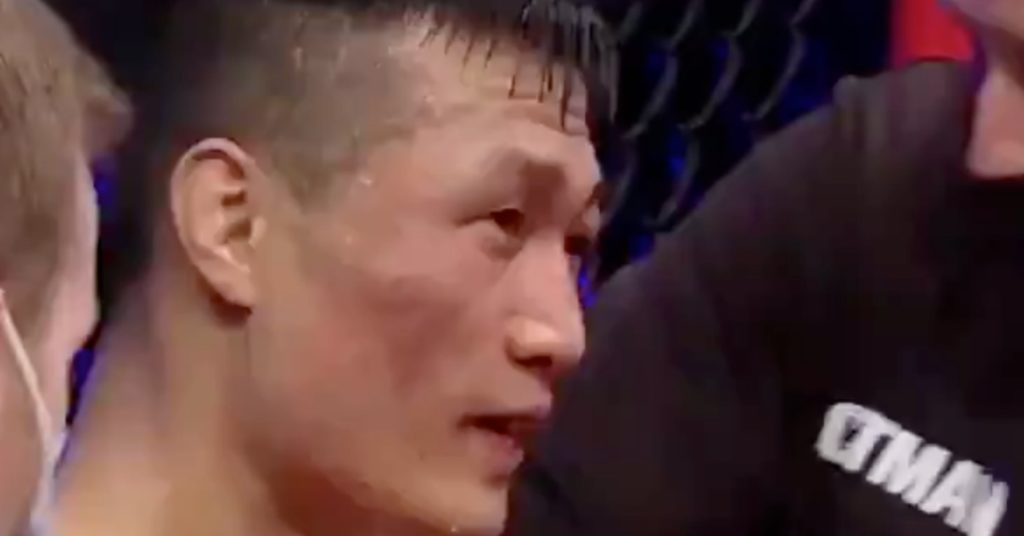 Korean Zombie Releases Statement Following Ortega Defeat: 'I'm So Ashamed Of Myself'