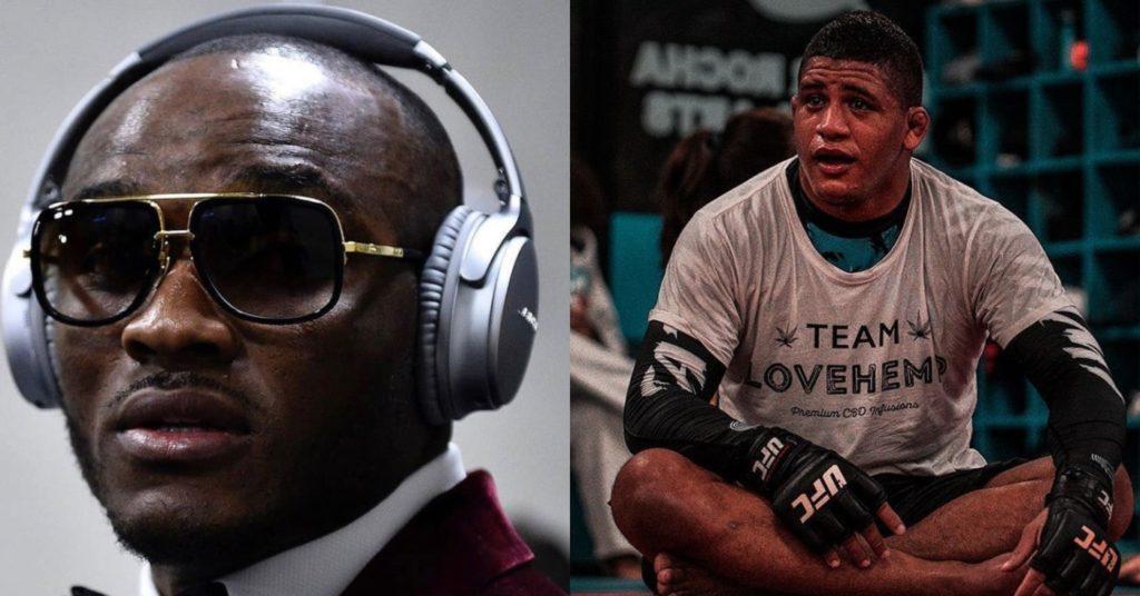 Kamaru Usman vs. Gilbert Burns Off UFC 256, Leon Edwards Offers To Step In