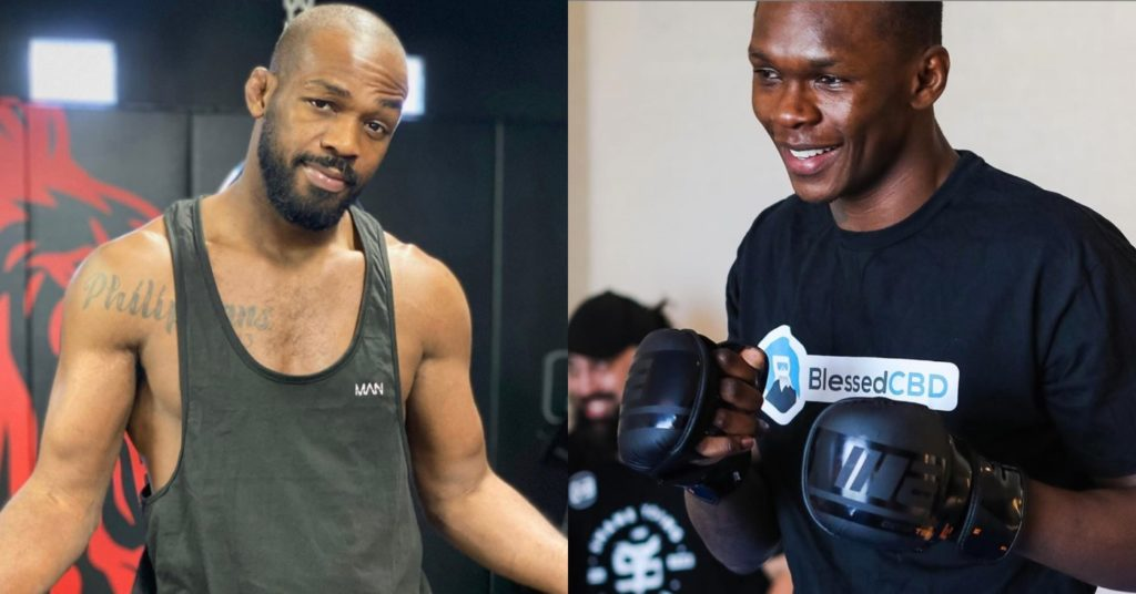 Israel Adesanya: I Already Planned 'Biggest Fight In UFC History' With Jon Jones