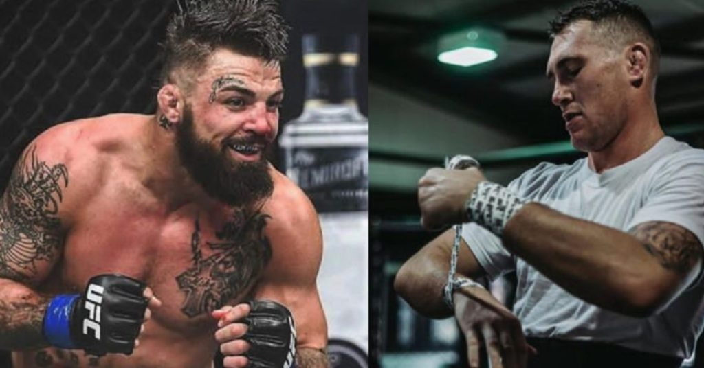 Mike Perry Vows To 'Ruin' Darren Till's Life When They Eventually Fight