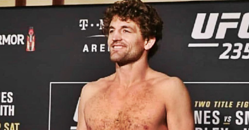 (Video) Ben Askren Accepts Jake Paul Callout, Explains Why He Would Win