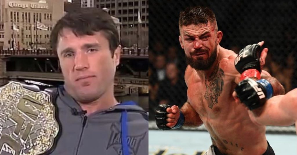 Chael Sonnen Says Mike Perry Told Him Off And Blocked Him; Perry Calls Chael A 'Really Good Liar'