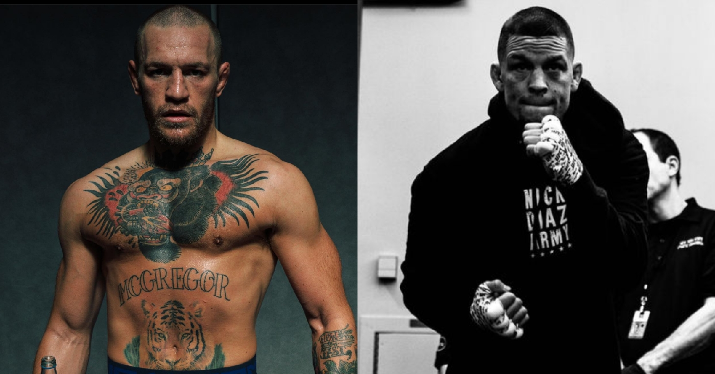 Conor McGregor Still Wants Trilogy With 'West Coast Zombie' Nate Diaz, But Plans On Fighting At 155 For Now
