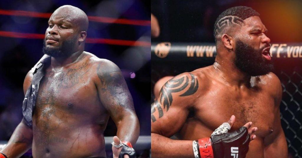 Derrick Lewis Is Fighting Curtis Blaydes 'Because He's Got Hair'