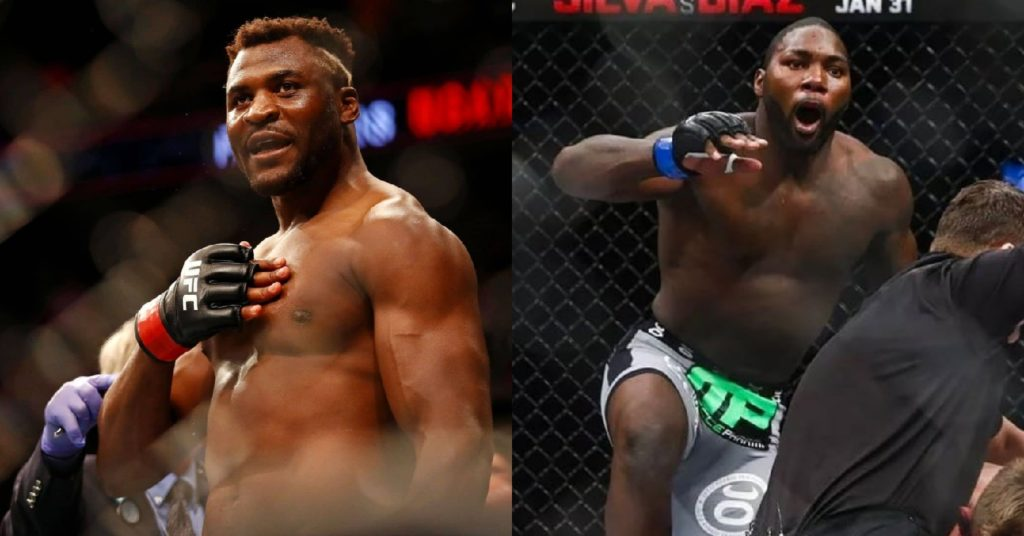 Francis Ngannou 'Very Interested' In Facing Anthony 'Rumble' Johnson