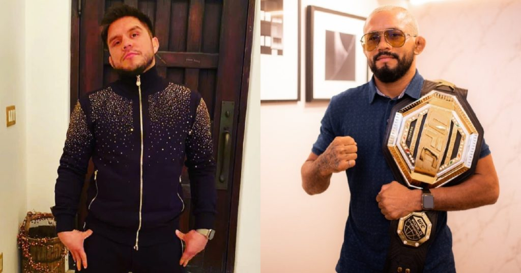 Henry Cejudo: I Am 'The Only Reason' Deiveson Figueiredo Is Champ; He Is Babysitting The Title