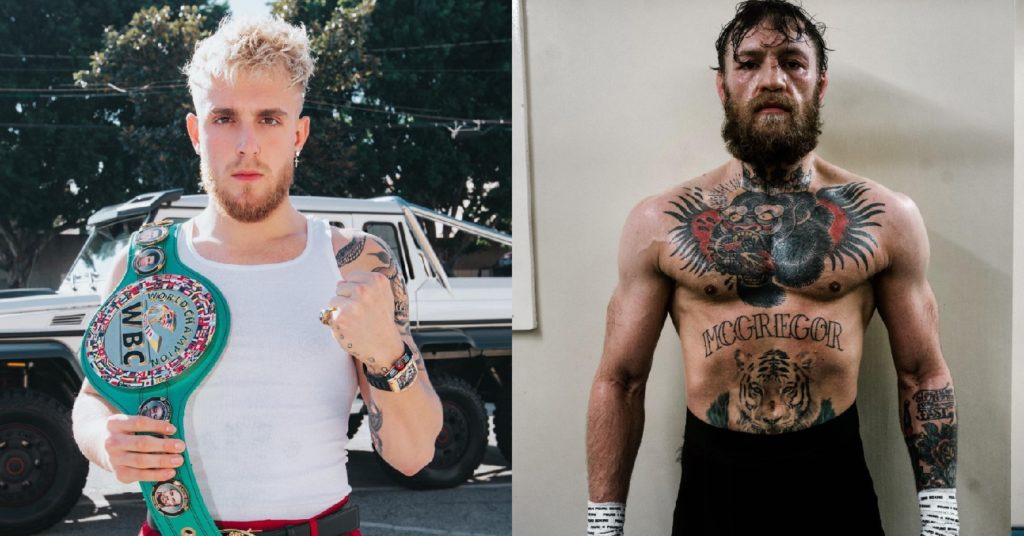 Jake Paul Says Fight With Conor McGregor Is Undeniable: 'It's Going To Happen'