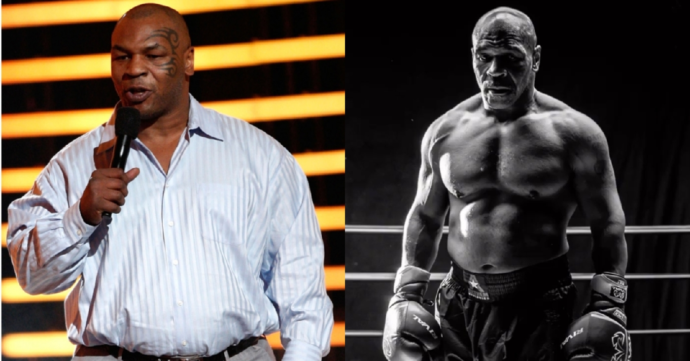 Mike Tyson Shares Inspiring Transformation Ahead Of Boxing Comeback