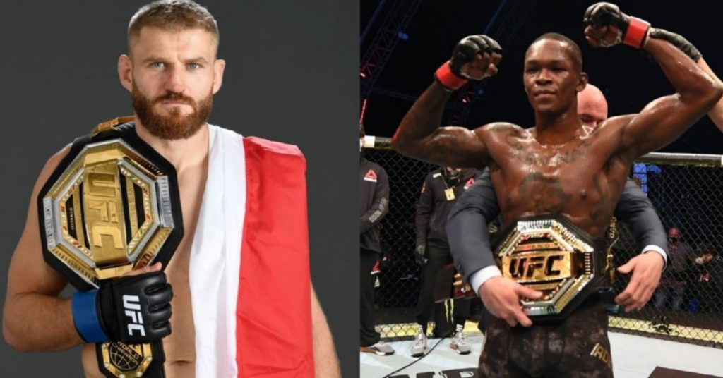 Israel Adesanya Coach Explains What Other Fights Underestimate About Jan Blachowicz