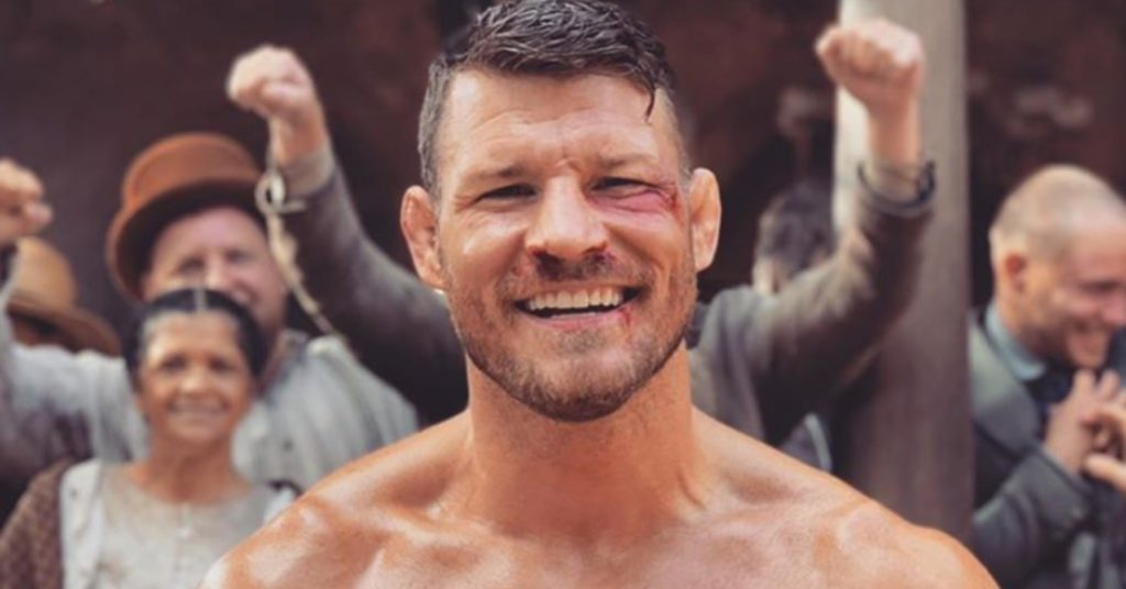 Michael Bisping To Take Leading Role In Boxing Biopic 'The Journeyman'