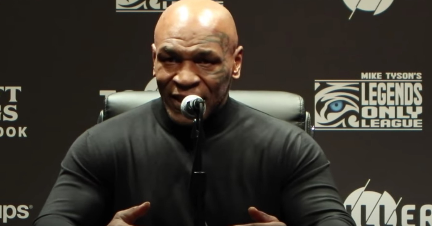 Mike Tyson Reveals He Was High During Fight With Roy Jones Jr
