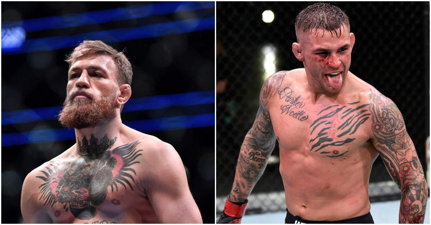 Conor McGregor Signs Contract Making Dustin Poirier Fight Official for Jan 23rd
