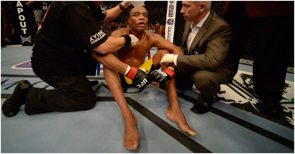 ONE Championship Uninterested In Signing Anderson Silva