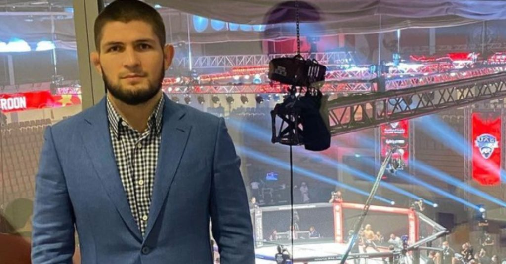 Report: Khabib Nurmagomedov Acquires Russian MMA Promotion For $1 Million
