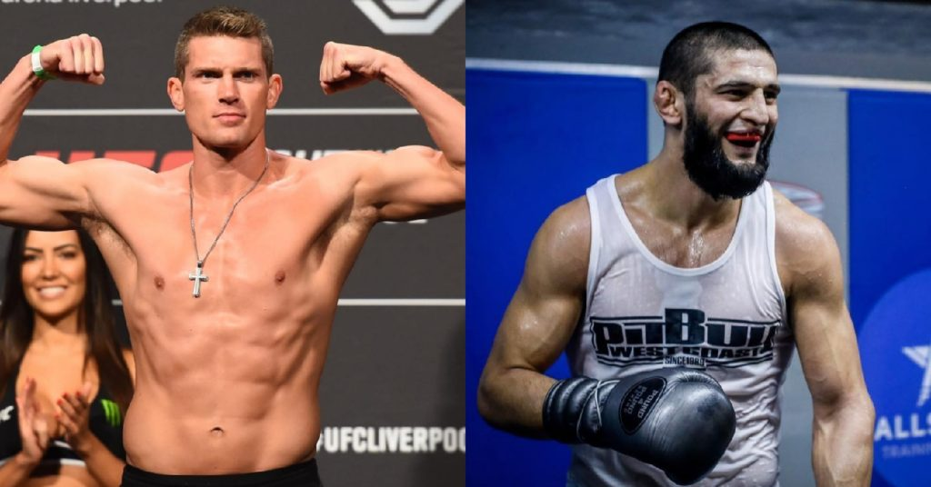 Stephen Thompson 'Felt Disrespected' By Khamzat Chimaev Callout: 'I Don't Even Know Who This Guy Is'
