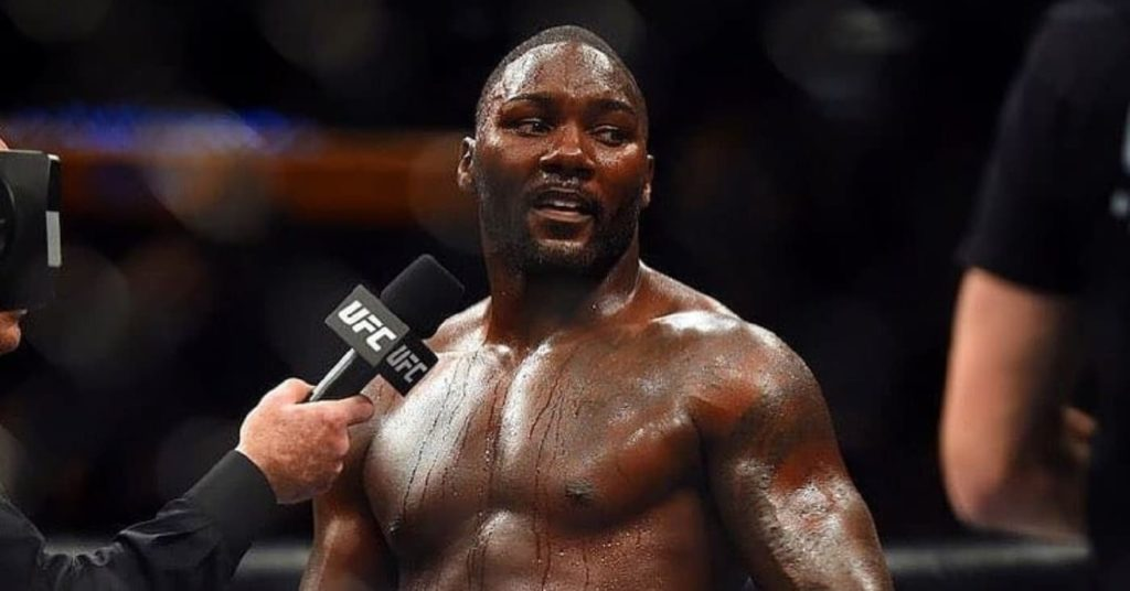 Anthony Johnson Parts Ways With UFC, Signs With Bellator