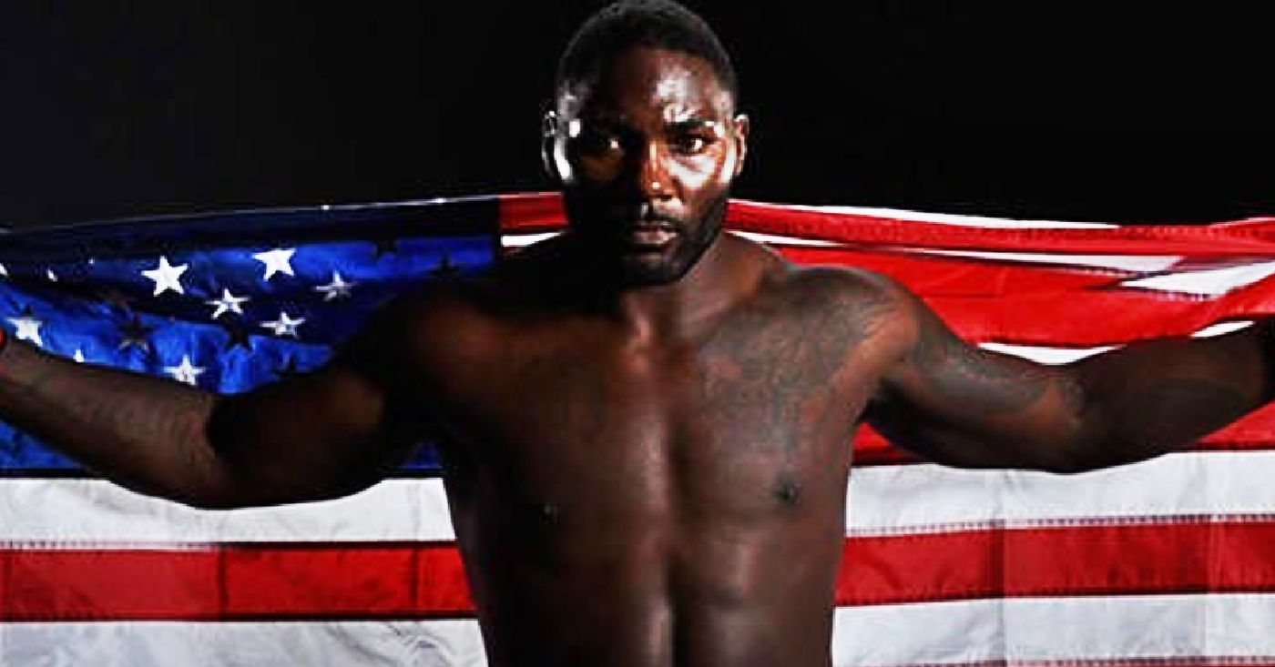 "Anthony ""Rumble"" Johnson Excited to be apart of Bellator, Praises Caliber of Competition"