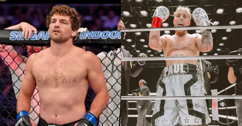 Ben Askren: Beating Up Jake Paul 'Sounds Like A Fun Friday Night To Me'