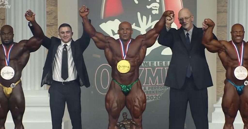 Big Ramy New 2020 Mr Olympia 1