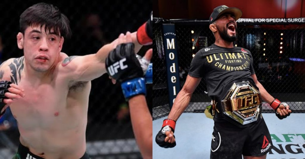 Brandon Moreno Wants To 'Make F–king Pandemonium' Against Deiveson Figueiredo At UFC 256