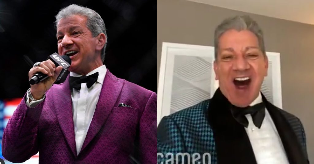 (VIDEO) Someone Paid Bruce Buffer To Break Up With Their Girlfriend, And It's As Epic As You Expect
