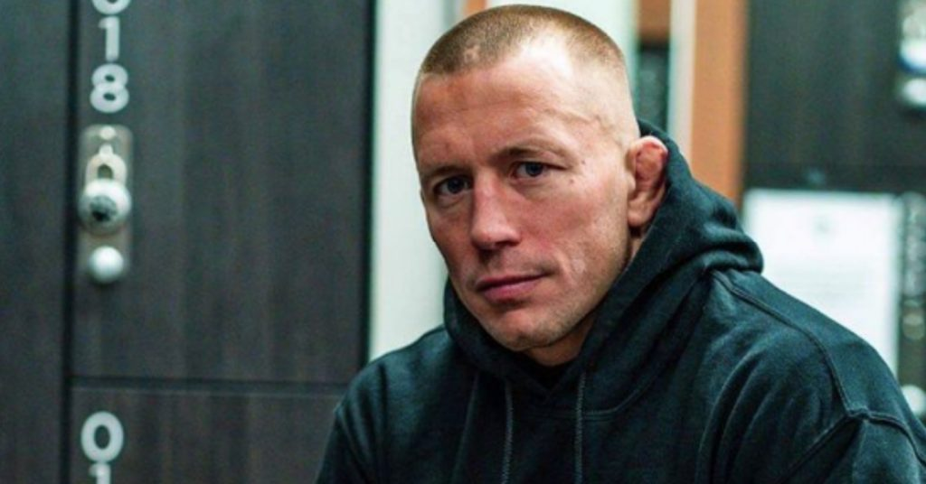 GSP Makes His 'Announcement,' Signs With Budweiser Zero