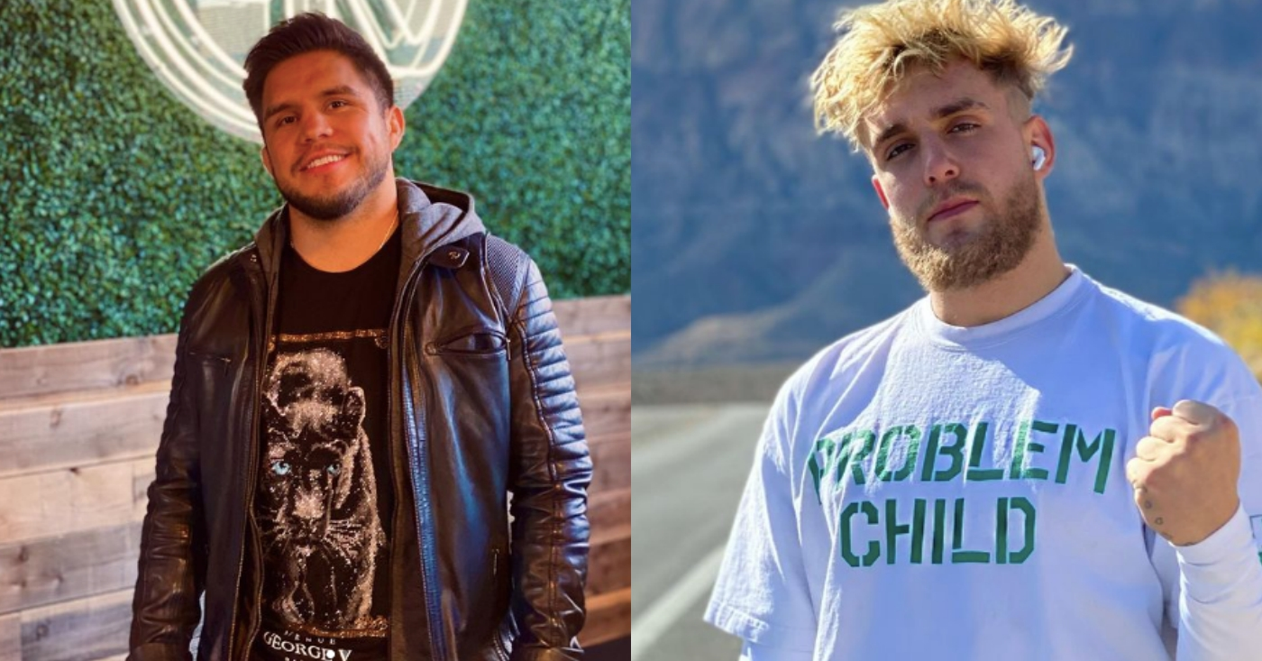 Henry Cejudo, Jake Paul Exchange Barbs After 'Triple C' Called Out The YouTuber
