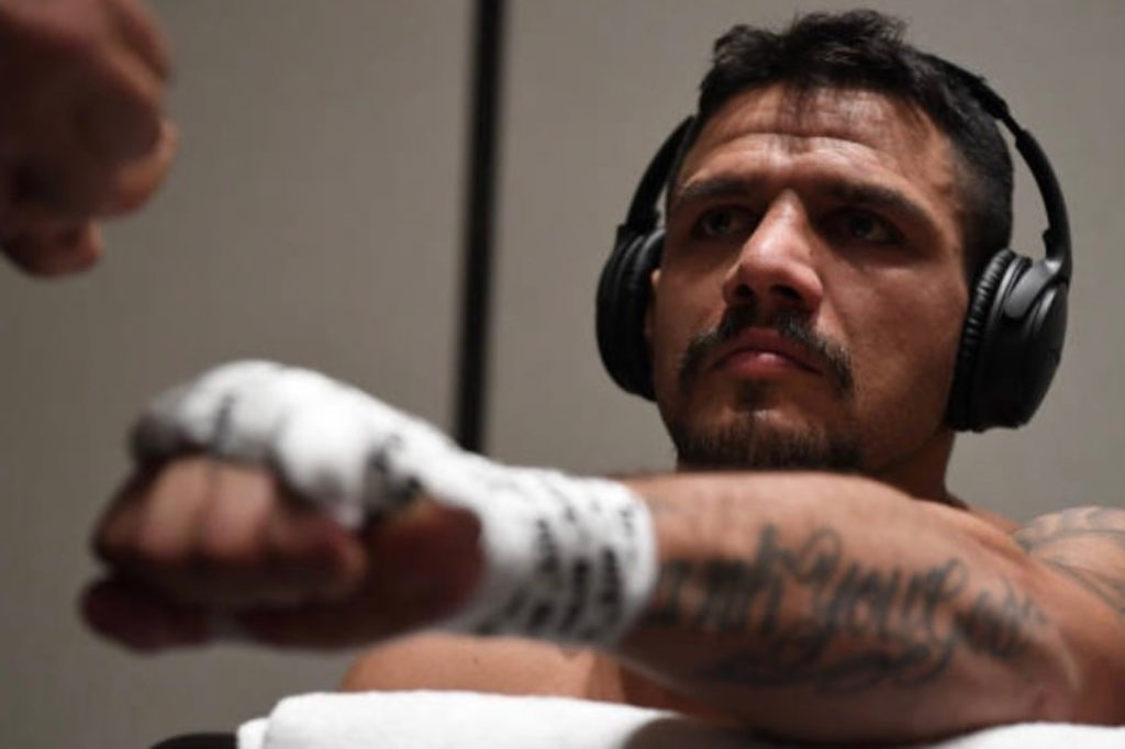 Rafael Dos Anjos Claims He Almost Finished Khabib Nurmagomedov When They Fought In 2014