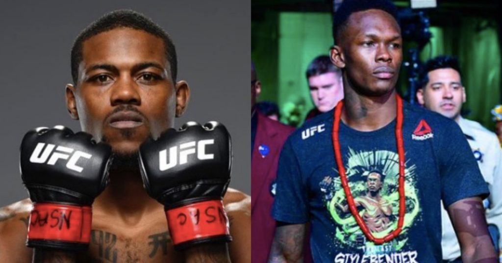 Kevin Holland: Israel Adesanya Can Win 205lb Title, But 'I Will Smack That Man'