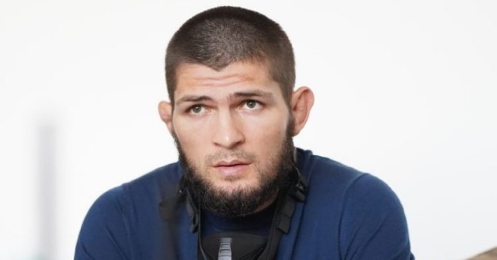 Khabib Nurmagomedov Reveals The Details Of His Cryptic Meeting With Dana White