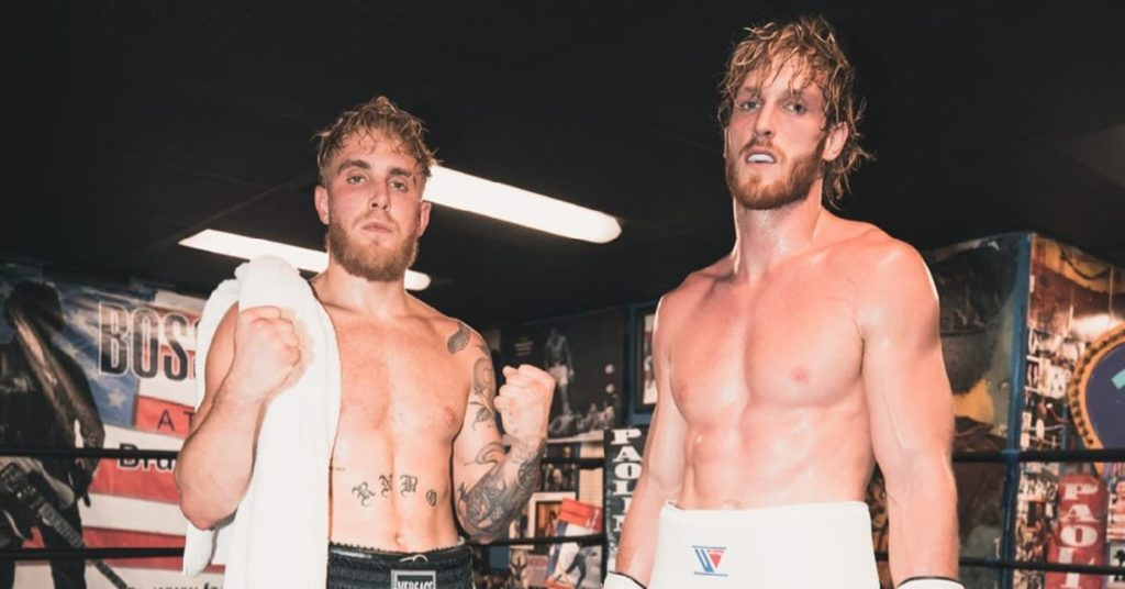 Logan Paul Says A Fight With Brother Jake Paul 'Is ...