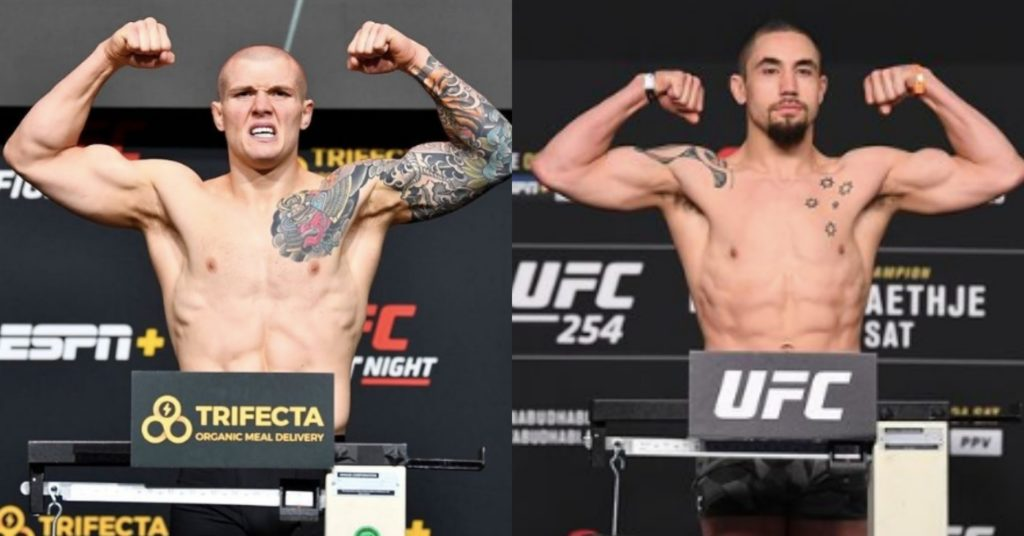 Marvin Vettori: Fighting Robert Whittaker Would Be 'Ultimate Training' For Adesanya Rematch