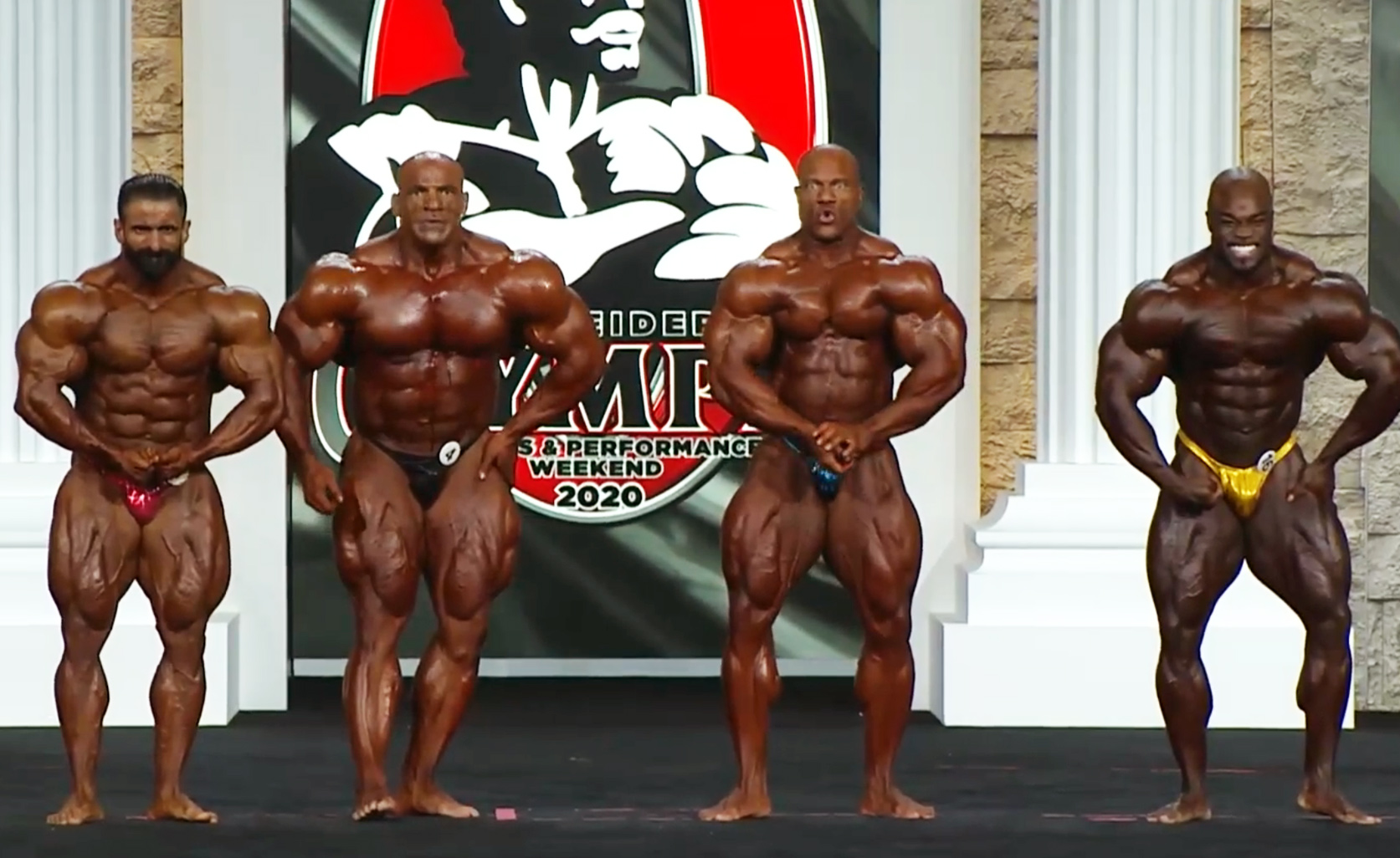 How To Watch 2020 Mr. Olympia Finals – Live Stream PPV