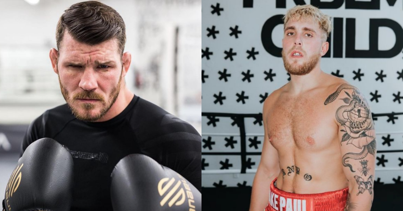 Michael Bisping Accepts Challenge From Jake Paul: 'I Will Take You To School'