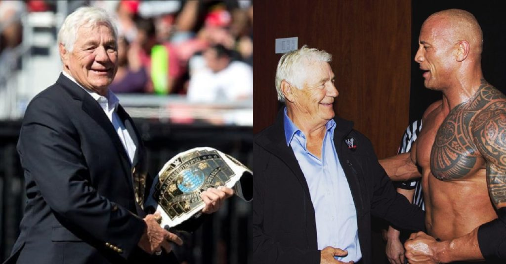 Pat Patterson, WWE's First Gay Superstar Dies At Age 79