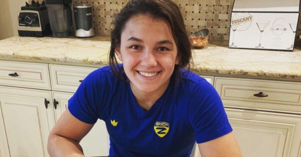 Frank Mir Daughter Bella Set For Second Pro MMA Fight On December 11